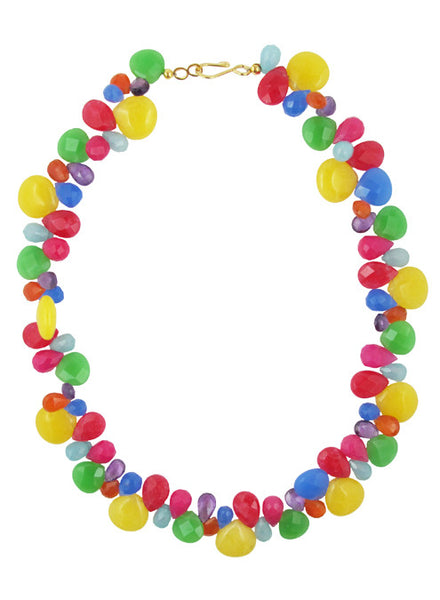 womens multicolor rosita necklace katie bartels