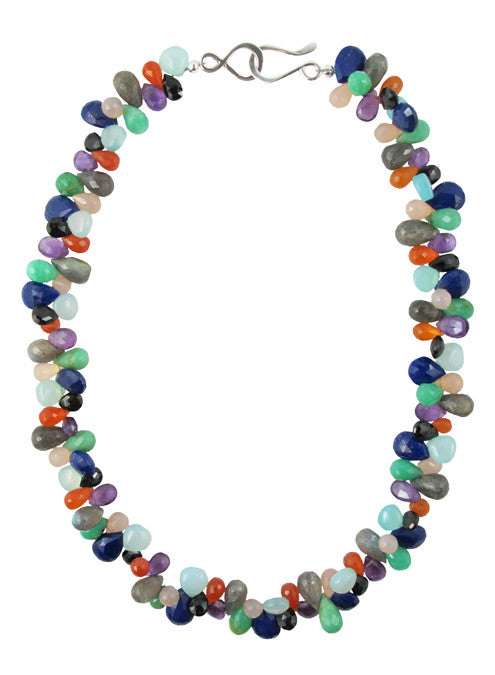 womens multicolor rufina necklace katie bartels