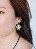 handmade designer womens ivory satya earrings katie bartels