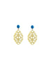 womens ivory satya earrings katie bartels