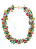 womens multicolor serafina necklace katie bartels