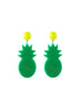 handmade designer womens green tropicana earrings katie bartels