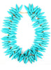 womens turquoise blake necklace katie bartels