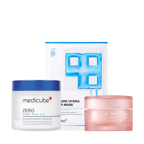 Ultimate Moisture Session - MEDICUBE US