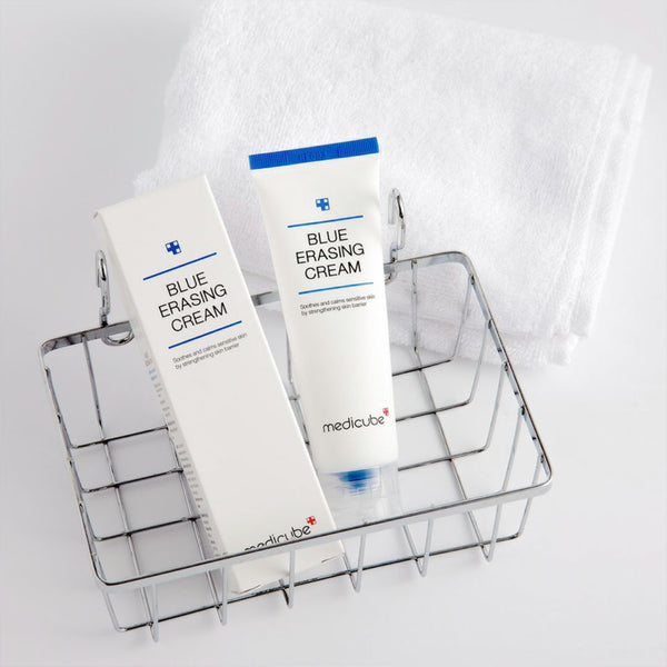 Blue Erasing Cream - medicube.us