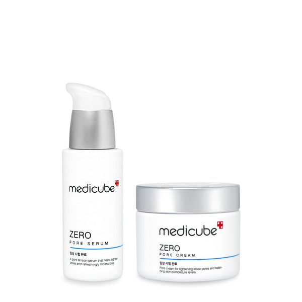 [DUO] Zero Pore-fessional - MEDICUBE US