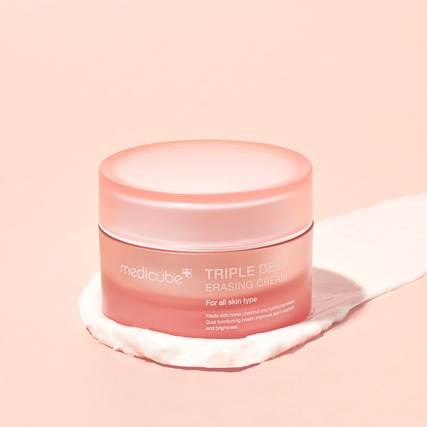 Triple Deep Erasing Cream - MEDICUBE US