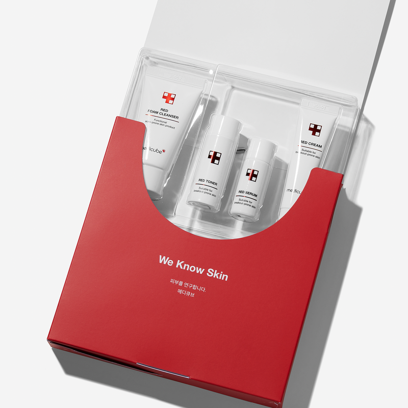 10-day Red Trouble Care Trial Kit - medicube.us