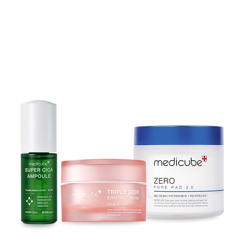Ultimate Trio SET - MEDICUBE US