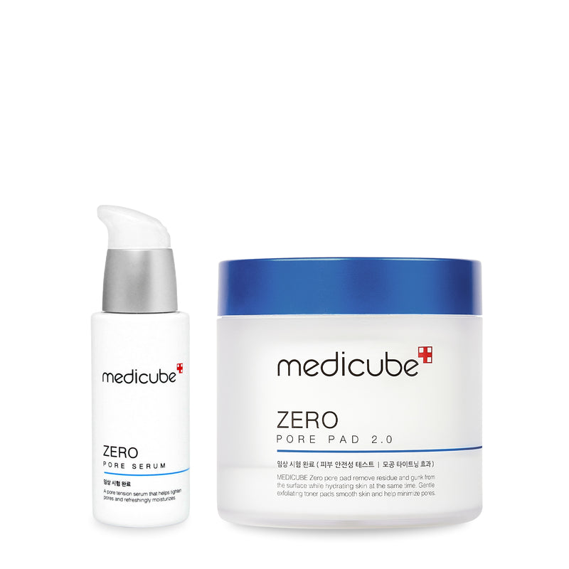 [DUO] Zero Pore-fect - MEDICUBE US
