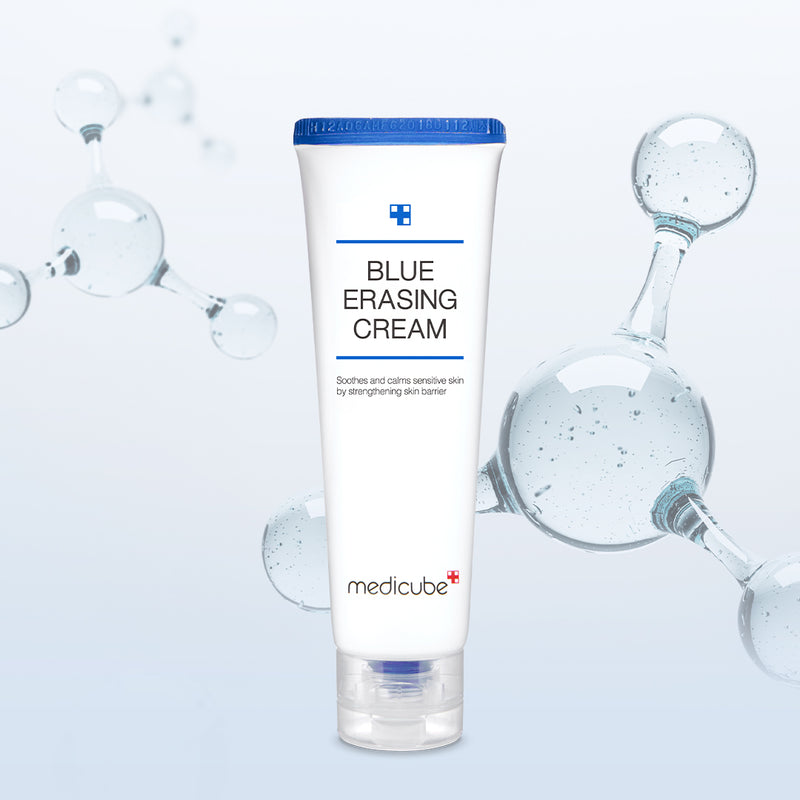 Blue Erasing Cream - MEDICUBE US