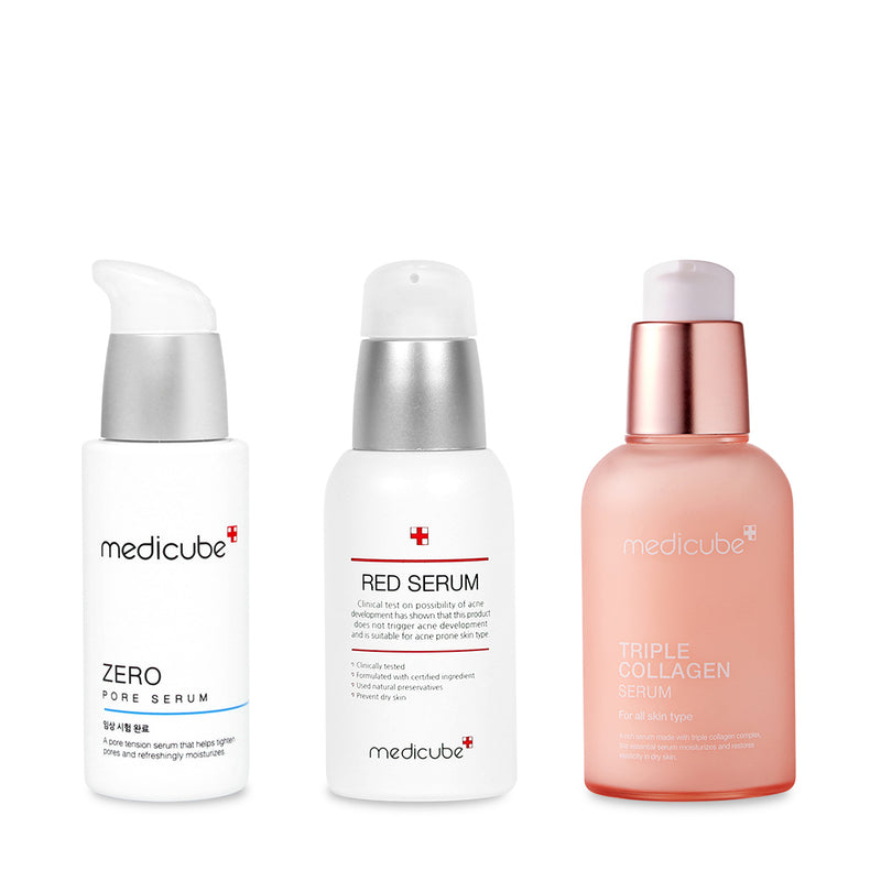 Holiday Serum Collection - medicube.us