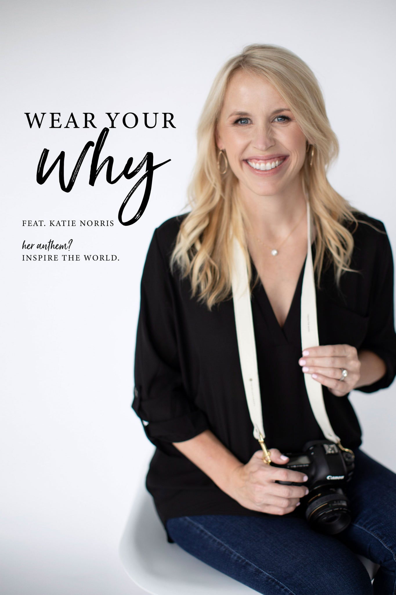 Katie Norris Wears Her Why to Inspire the World - Fotostrap Blog