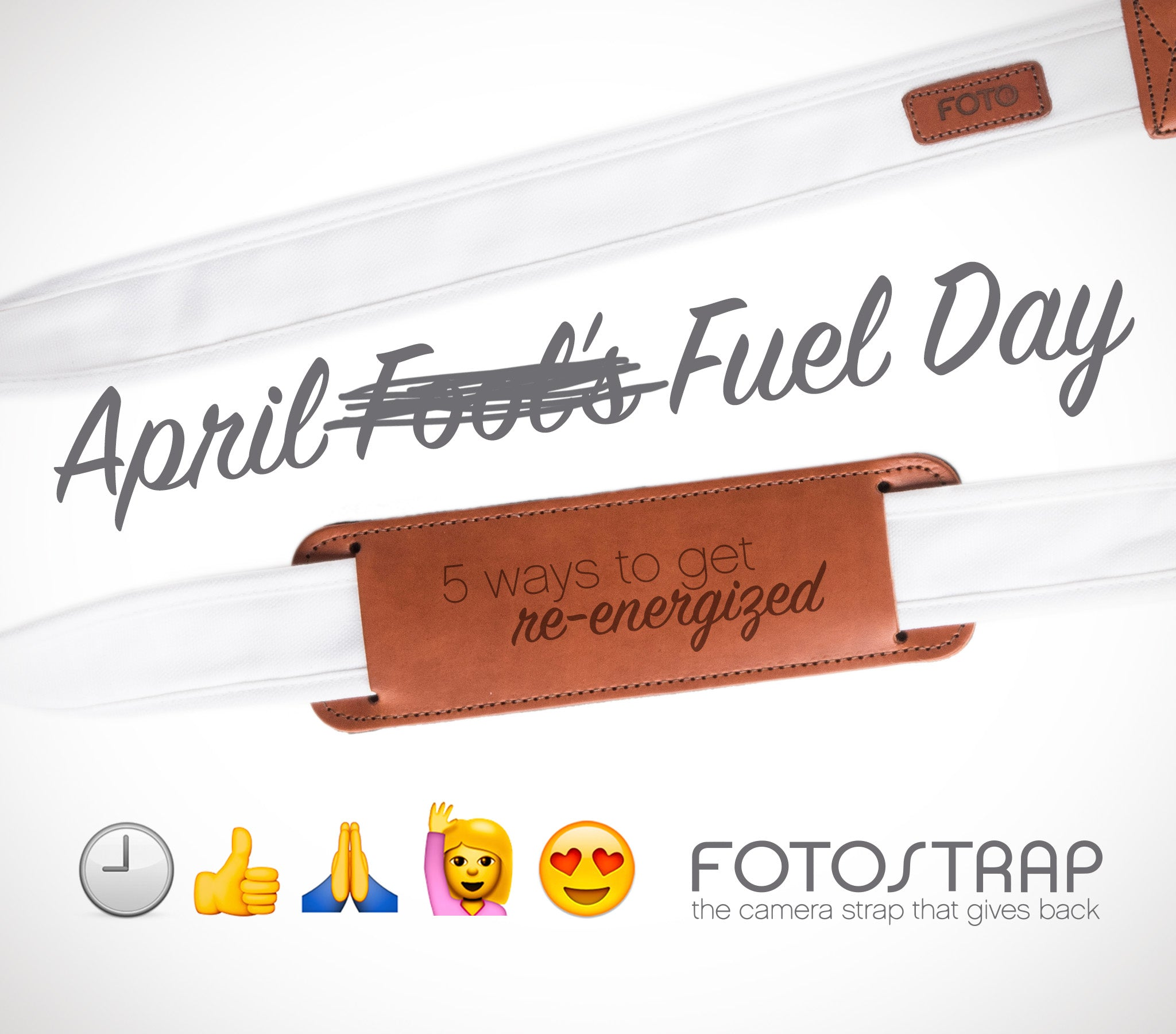 April Fuel Day | FOTO Blog