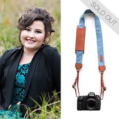 "The Bayleigh Fotostrap is named after Bayleigh , from the Fotolanthropy story ""Dance in the Rain"". You can visit www.Fotolanthropy.com to watch Bayleigh's, and more inspiring true stories of everyday heroes."