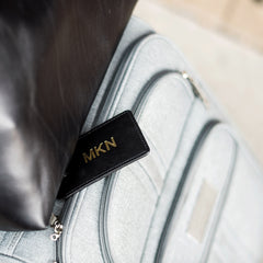 Black Luggage Tag from FOTO
