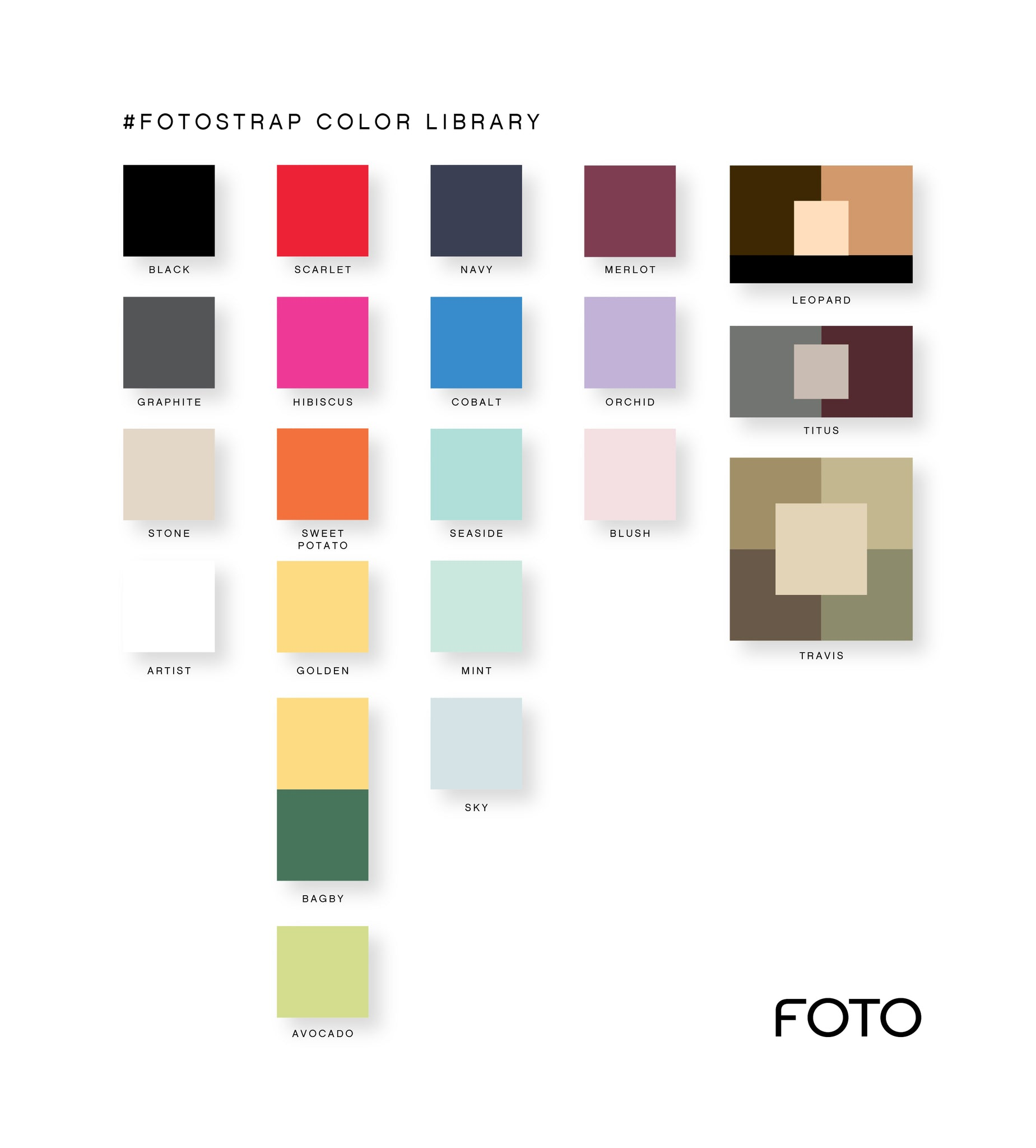 The Power of Color and What Your Color Says About YOU | FOTO Blog