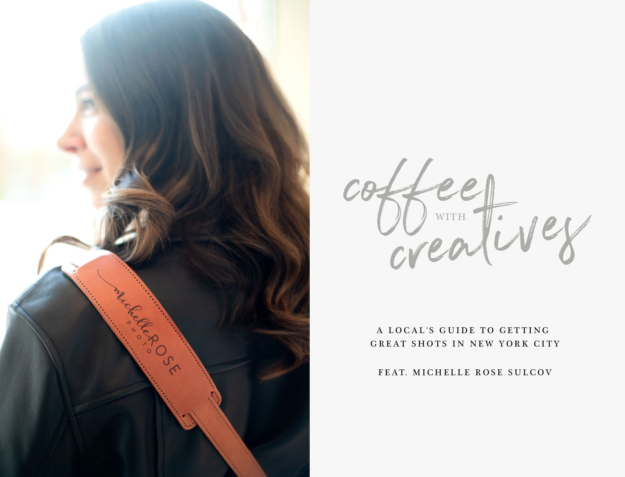 Coffee with Creatives: A local's guide to shooting in NYC