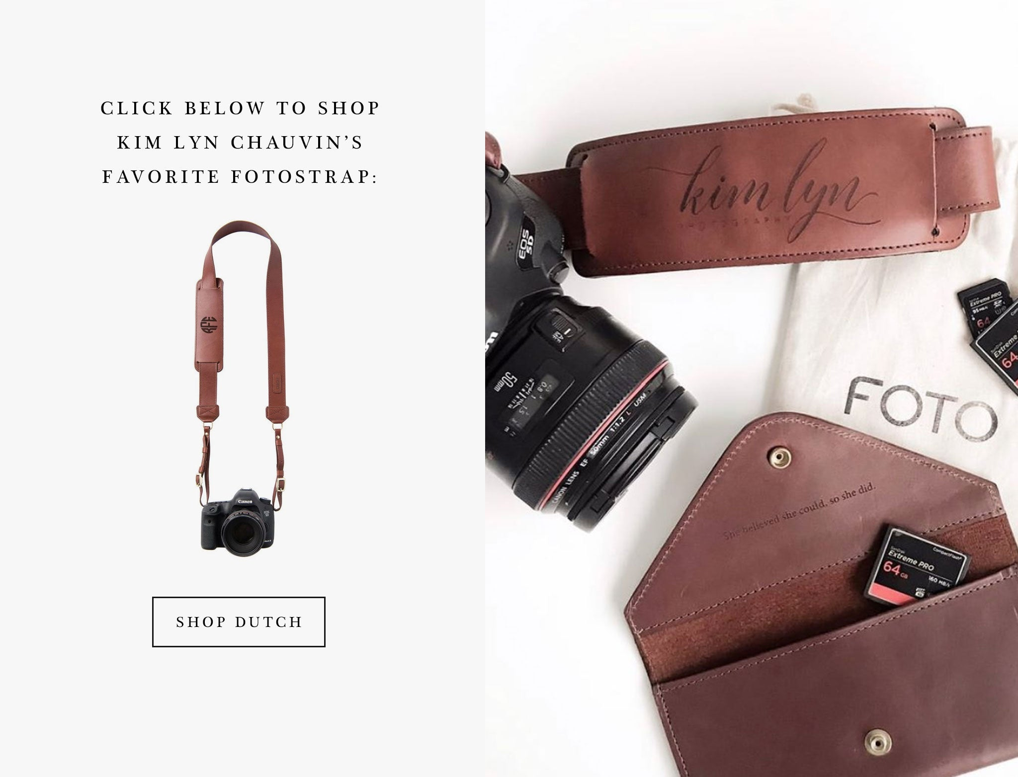 Fotostrap Blog: Coffee with Creatives featuring Kim Lyn Chauvin