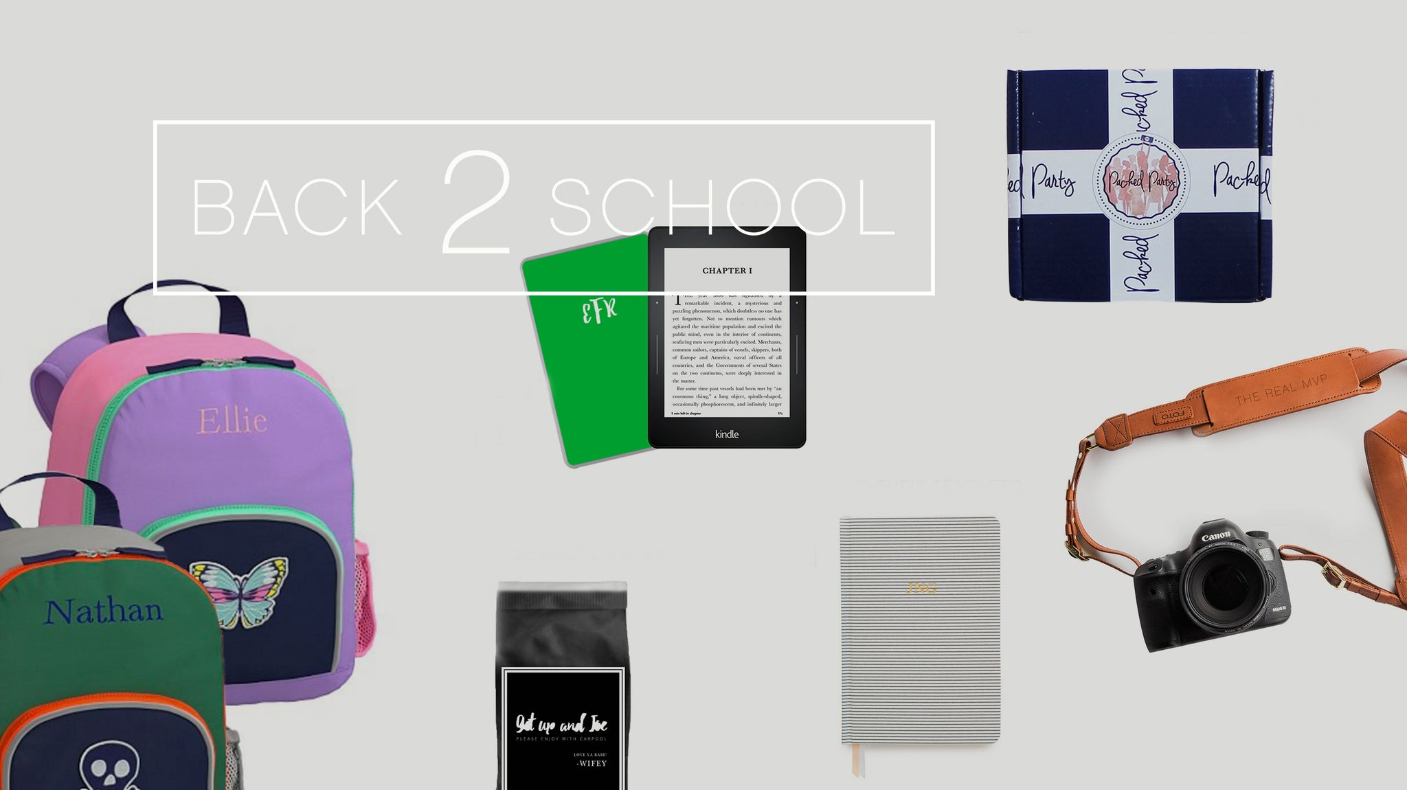 Back to School Round-Up | FOTO Blog