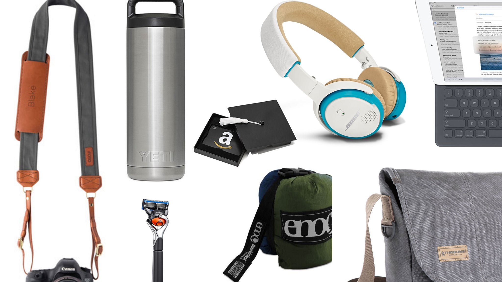 Grad Gifts for Him | FOTO Blog