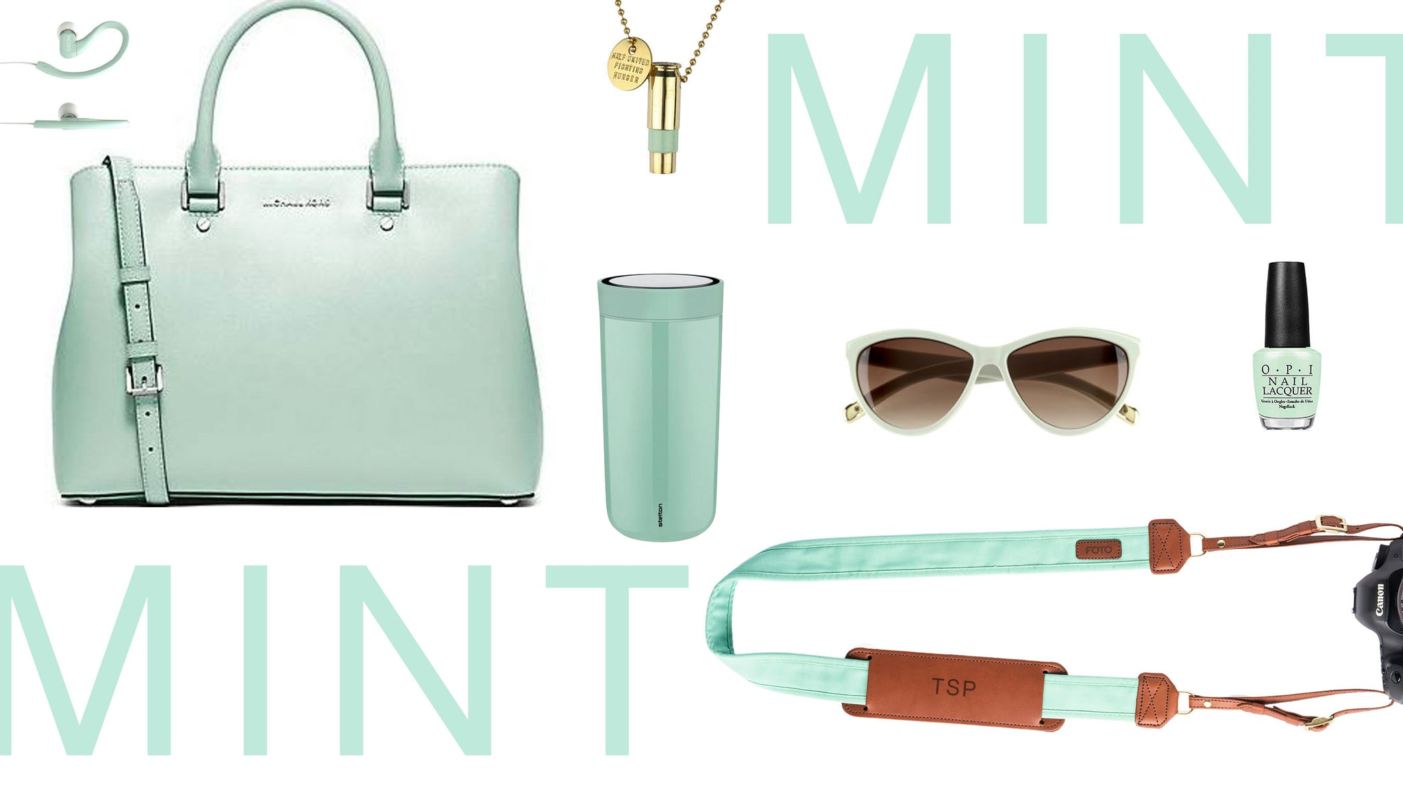 Mint on the Mind, a colorful Round-Up | FOTO Blog