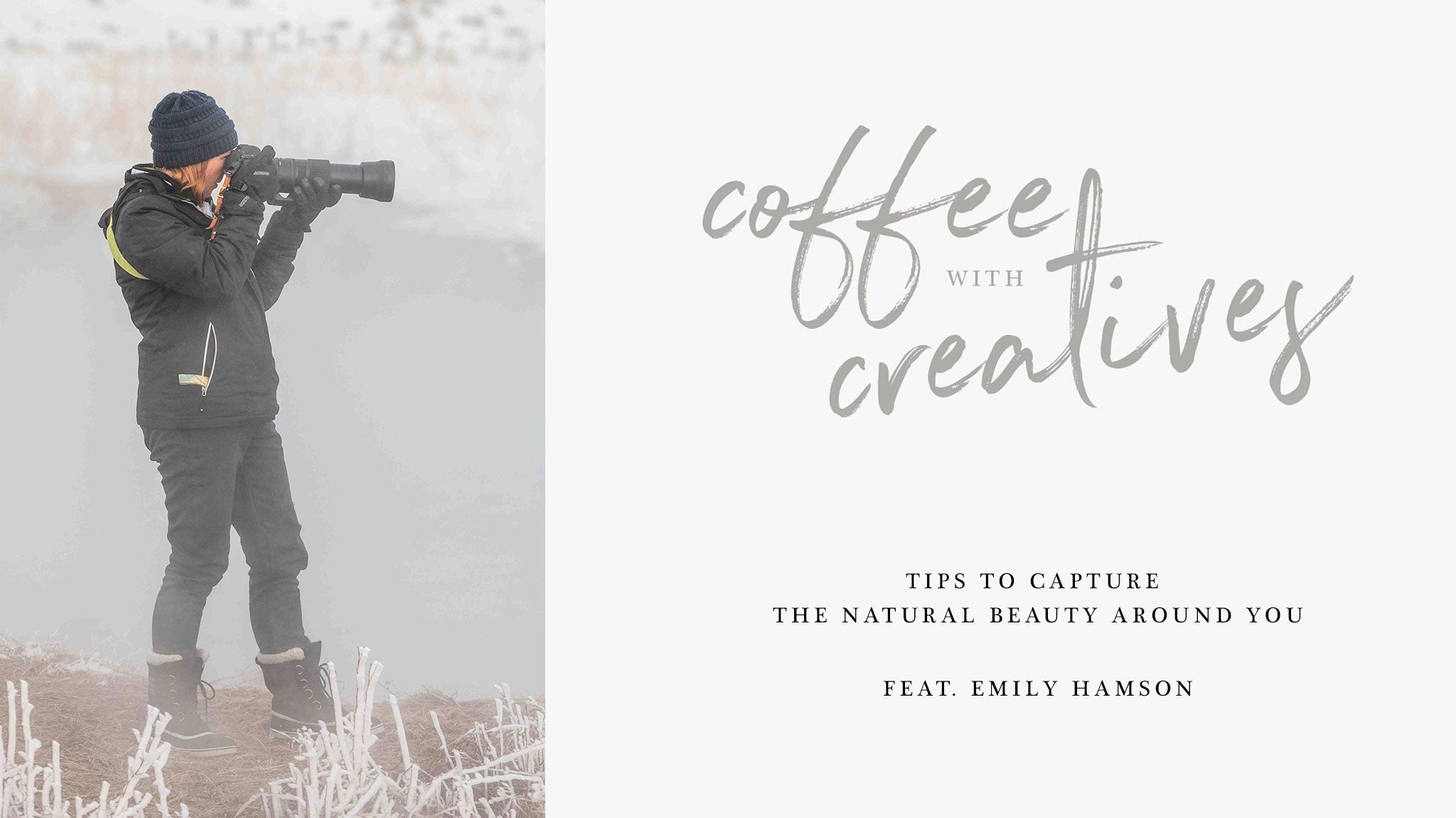 Coffee with Creatives: Emily Hamson