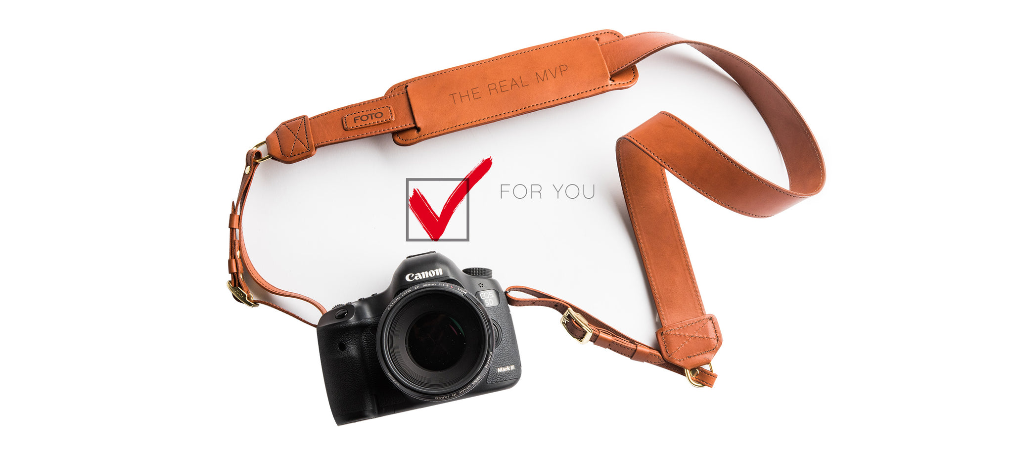 Personalized James Fotostrap | a camera strap from FOTO