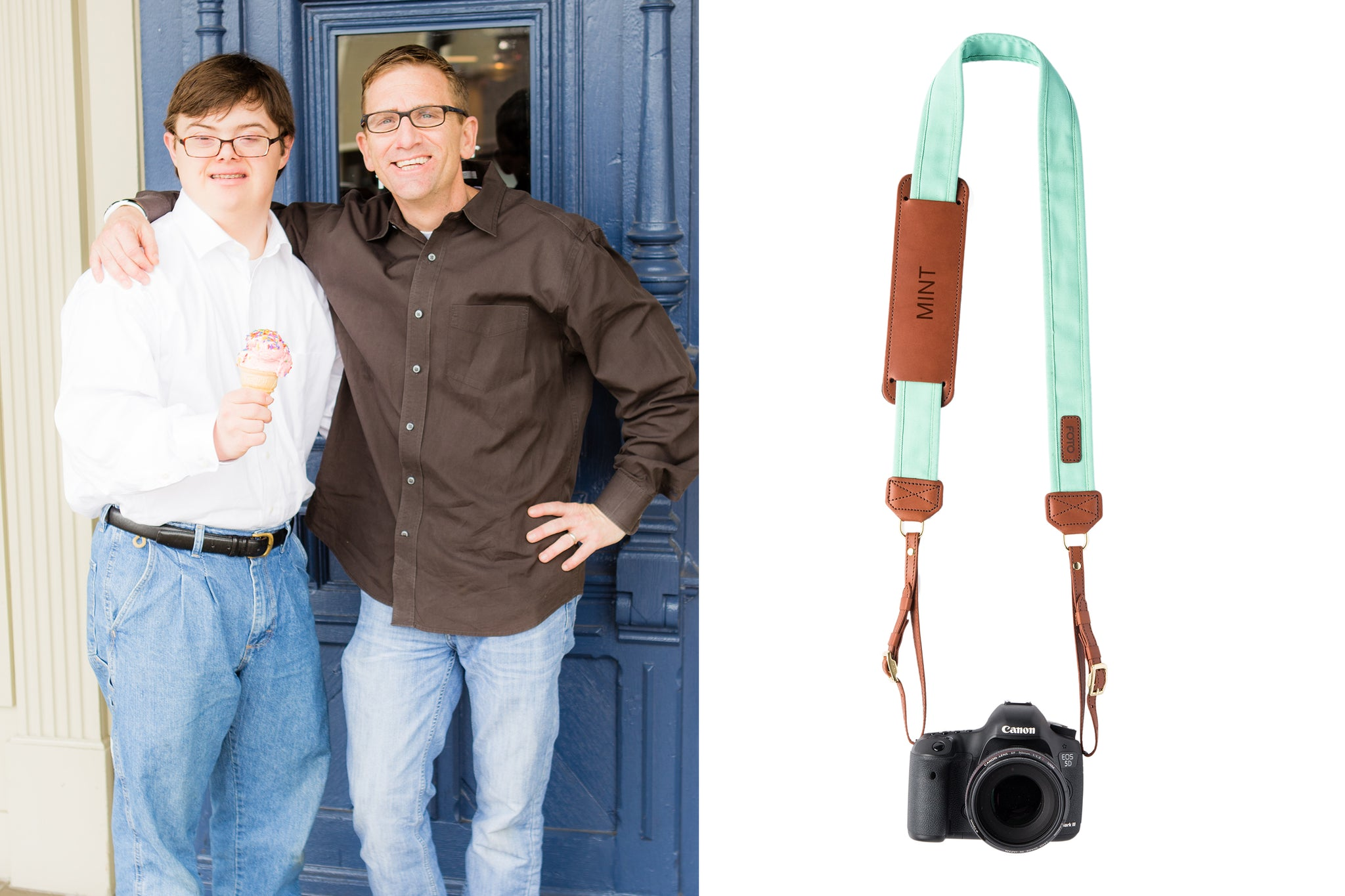 Story Behind the Mint Fotostrap, a Fotolanthropy Short Film about Special Needs