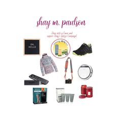 Shay M. Paulson Gift Guide that Gives Back