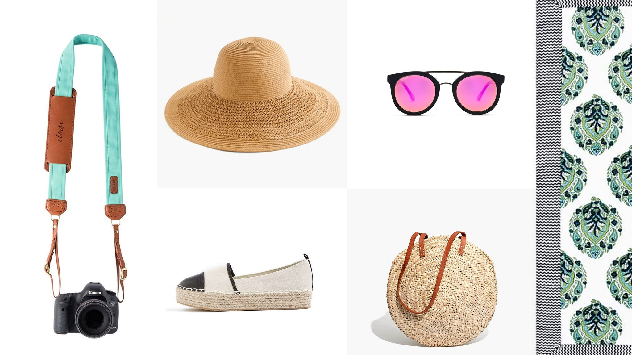 FOTO Blog | Best of 2017 Summer Accessories