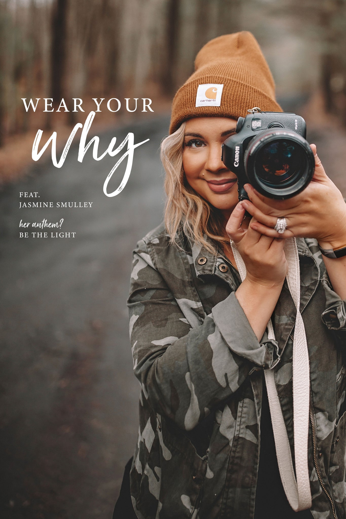 Wear Your Why: Jasmine Smulley