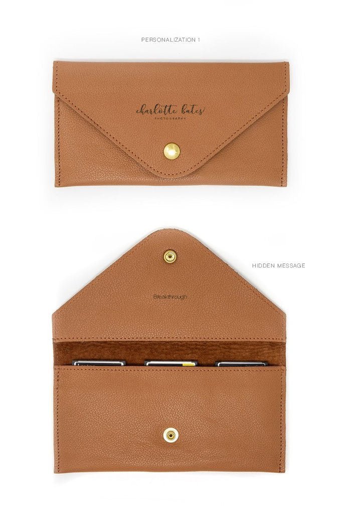 Saddle Designer + Memory Card Wallet Bundle - *Backorder - ships 7/20*