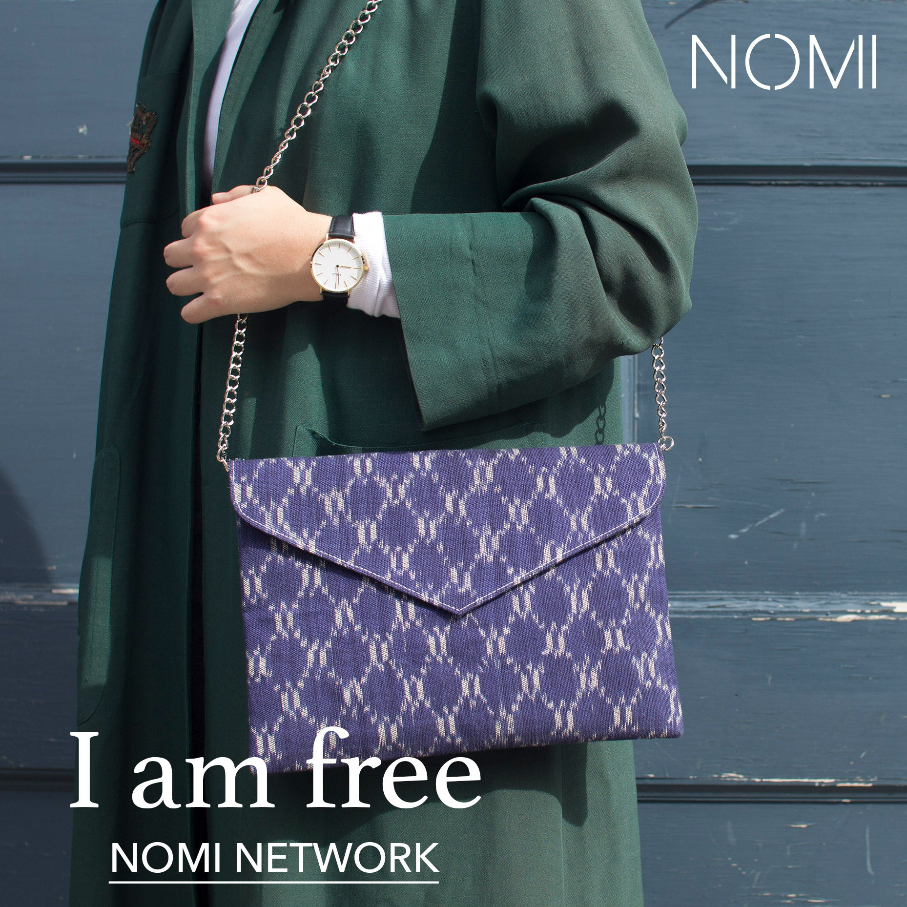 Nomi Network – Ikat Collection