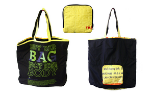 Recycled Tote Bag