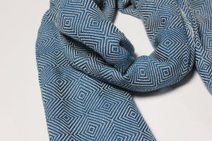 Diamond Ikat Scarf