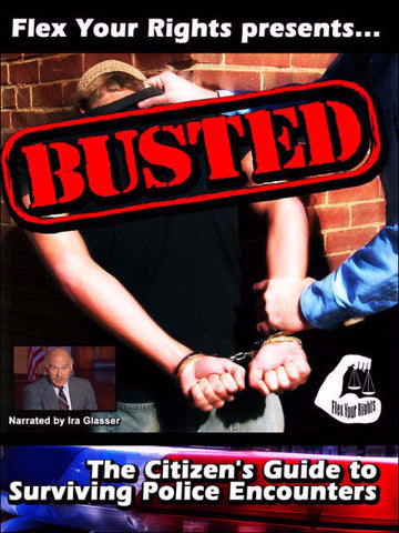 BUSTED Cover (front)