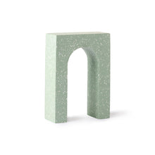 Load image into Gallery viewer, Terrazzo Arch Ornament - Mint