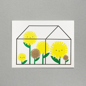Greenhouse Mini Card