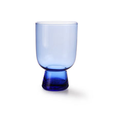 Load image into Gallery viewer, HK Living Cobalt Blue Glass Large