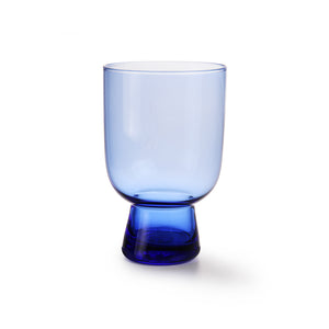 HK Living Cobalt Blue Glass Large