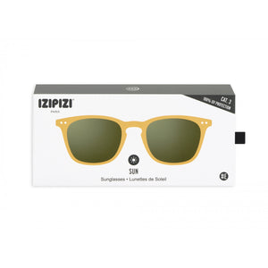 IZIPIZI Sunglasses - #E Yellow Honey