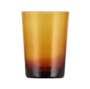 Almond Shell Glass Tumbler - British Colour Standard
