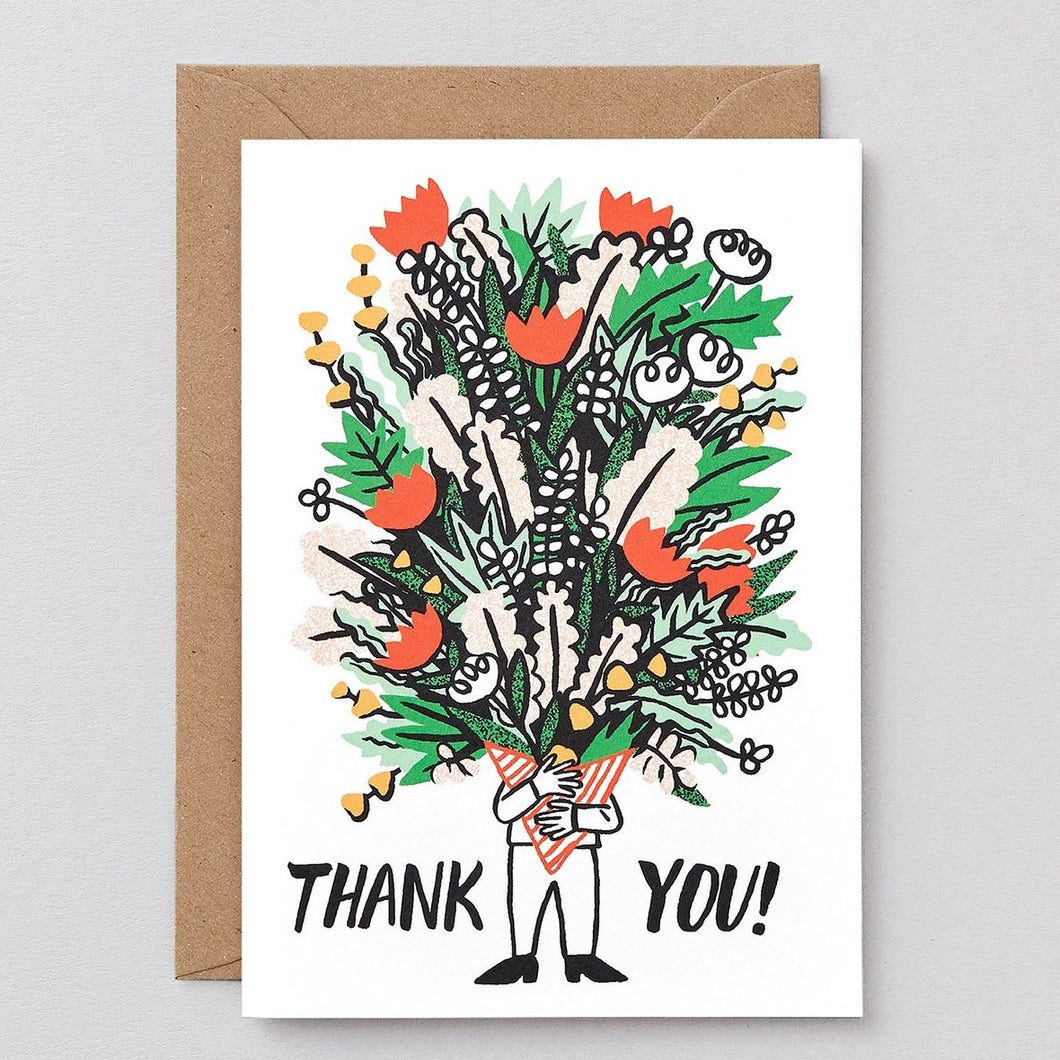 Bunch of Flowers Card