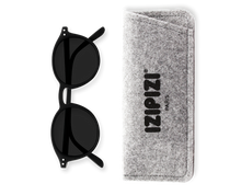 Load image into Gallery viewer, IZIPIZI Sunglasses - #D Black
