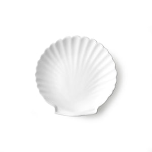 Shell Shaped Ceramic Tray