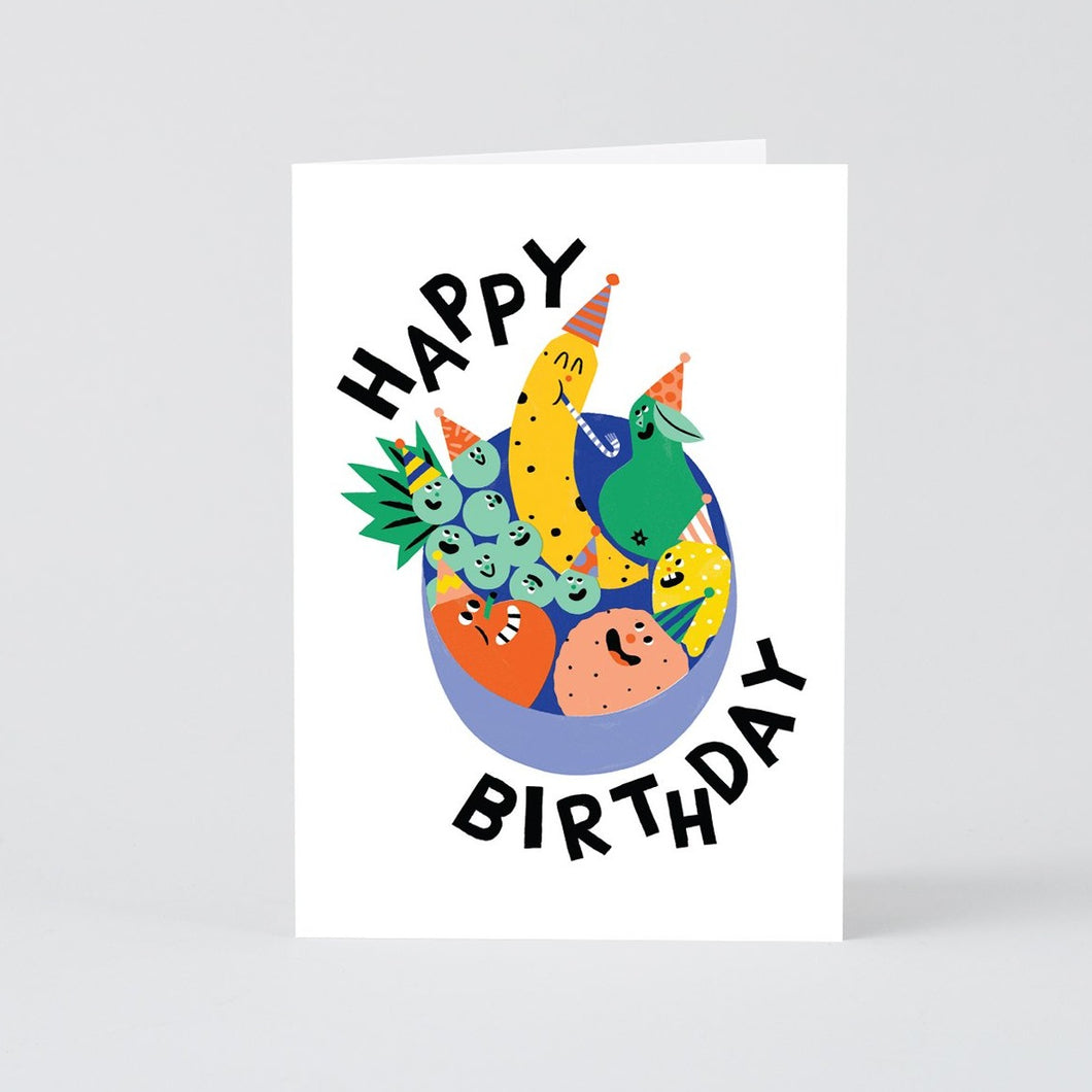 Happy Birthday Banana Card