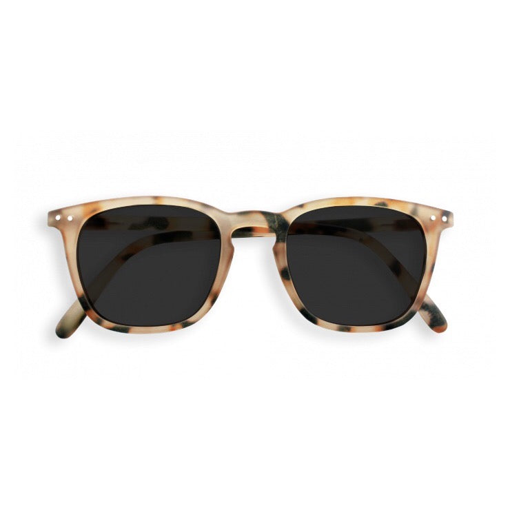 IZIPIZI Sunglasses - #E Light Tortoise