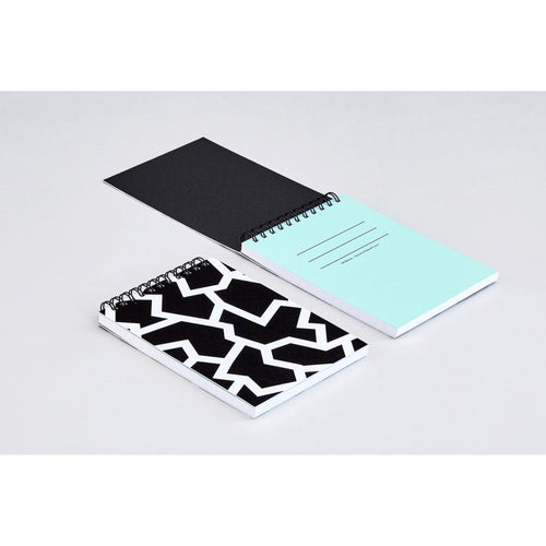 Screen Printed Pocket Notebook