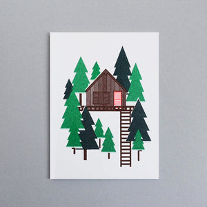 Treehouse Mini Card